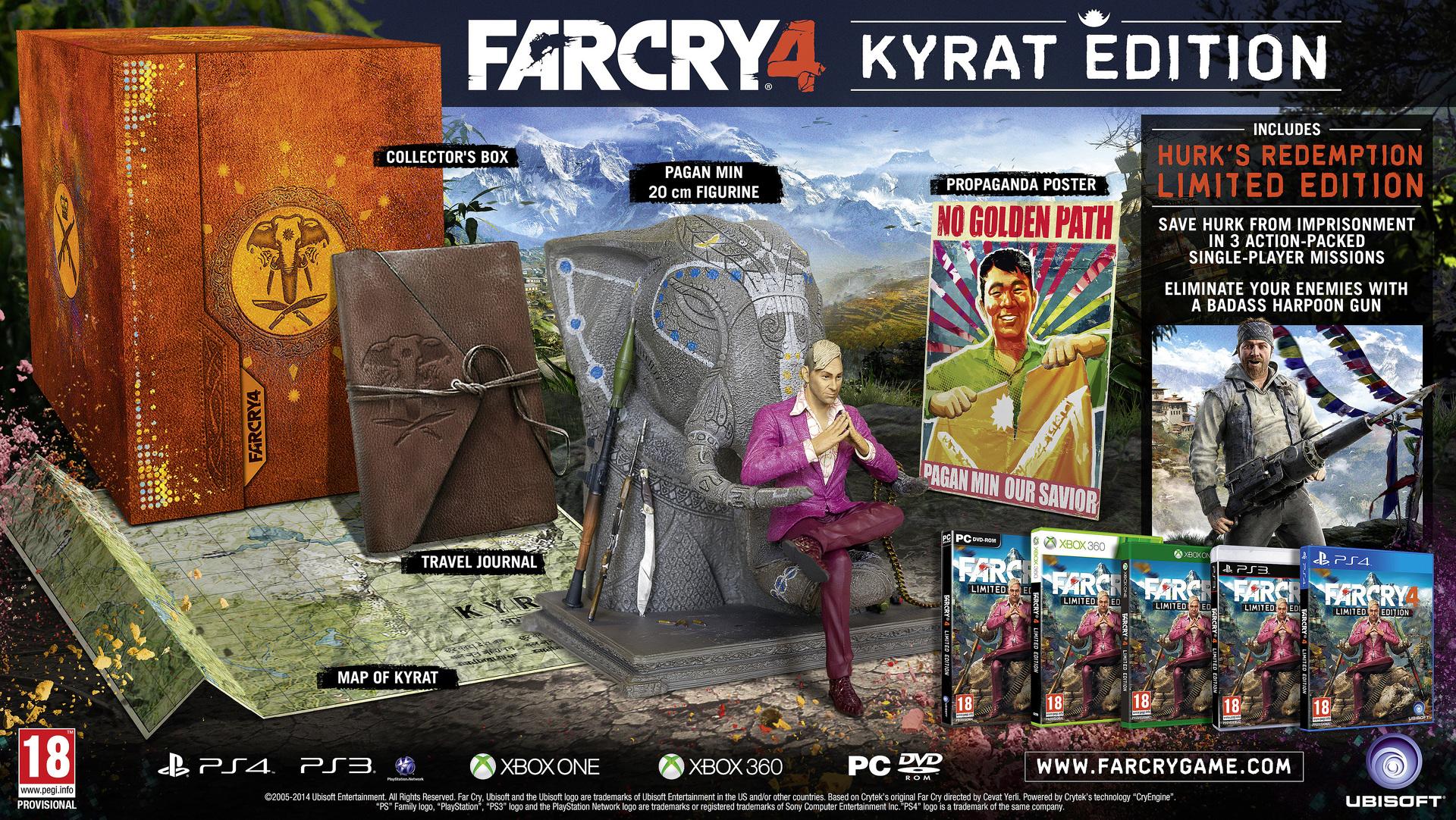Figurka Pagana Mina z Far Cry 4 i samostatně 97669