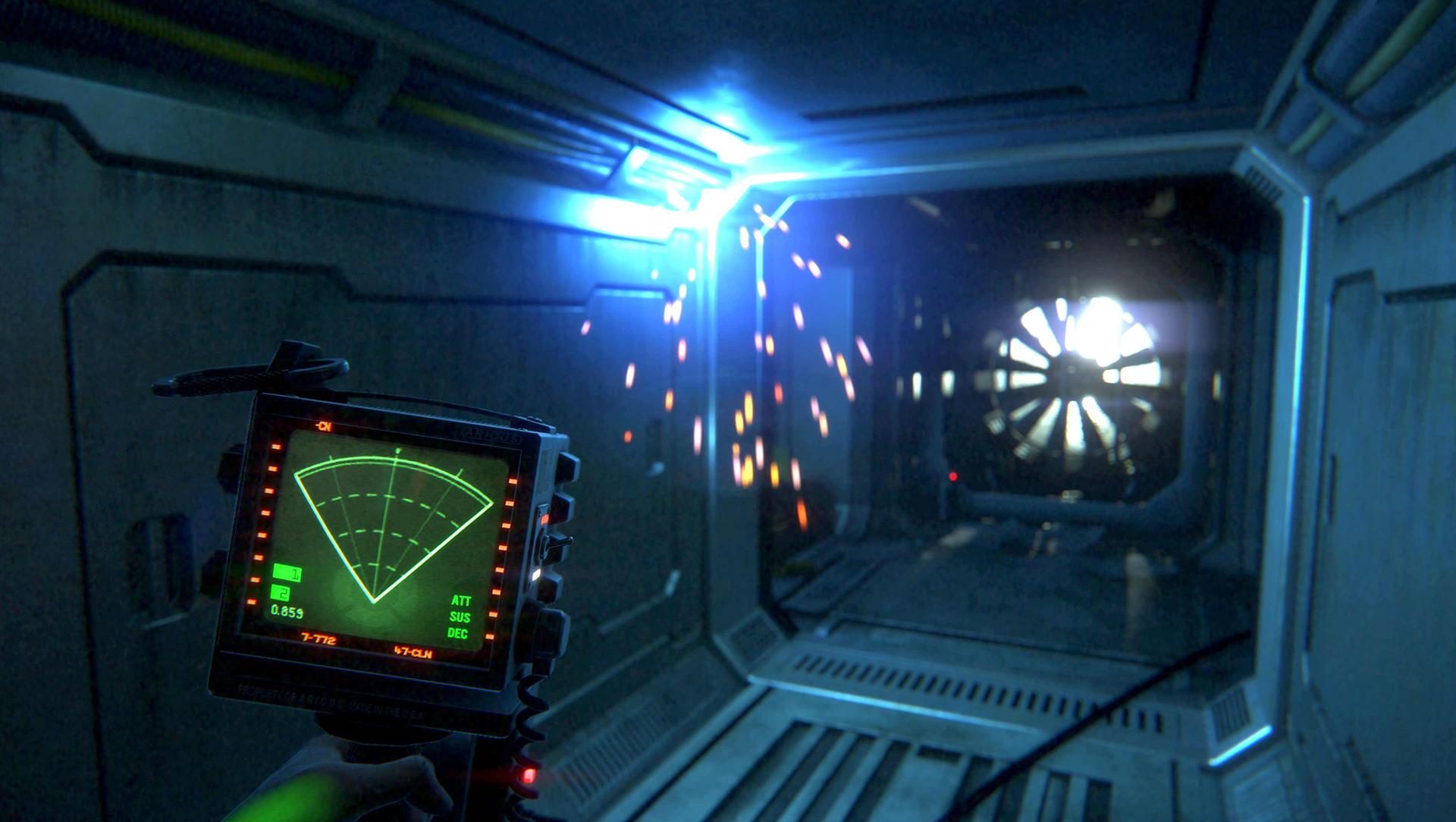 Alien: Isolation – poznejte živého Vetřelce 97794
