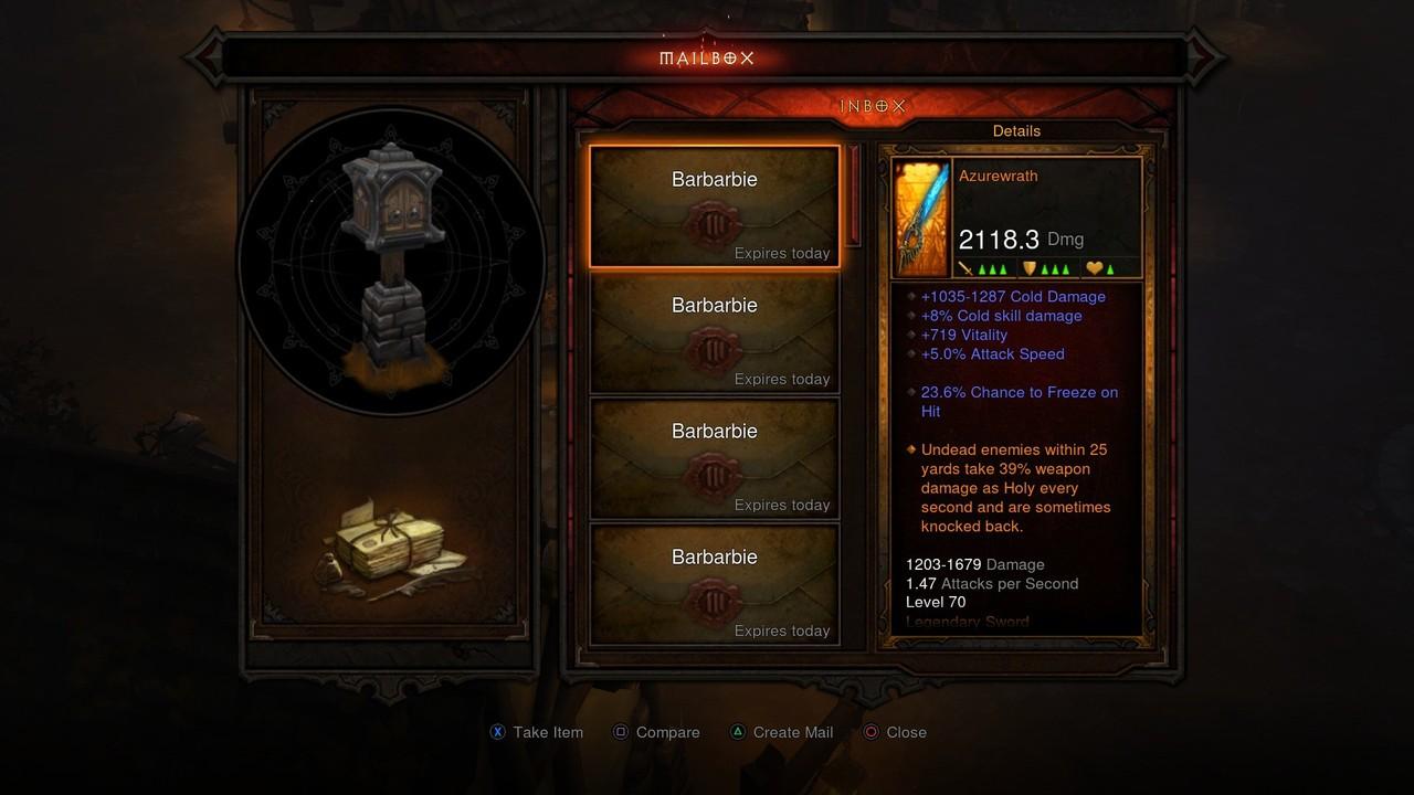 Diablo 3: Ultimate Evil Edition na nových obrázcích 97973