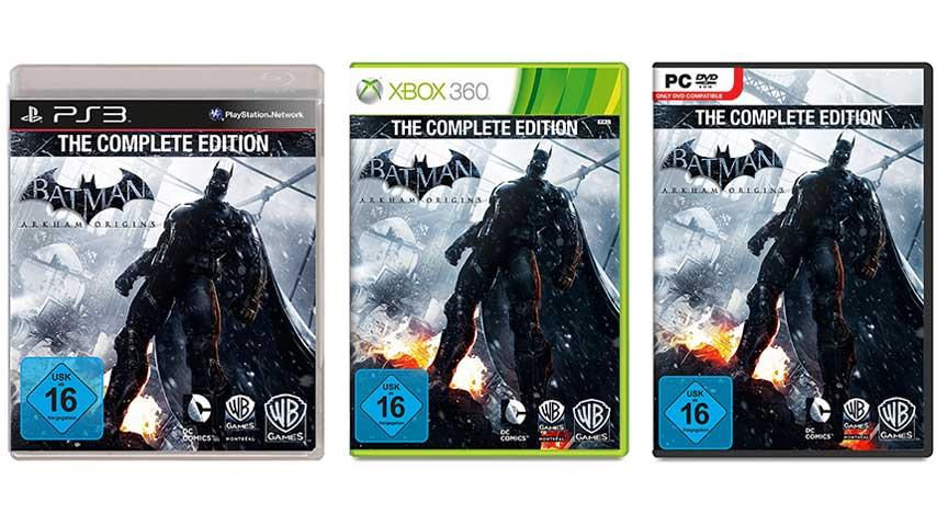 Na trhu bude kompletní edice Batman: Arkham Origins 98119
