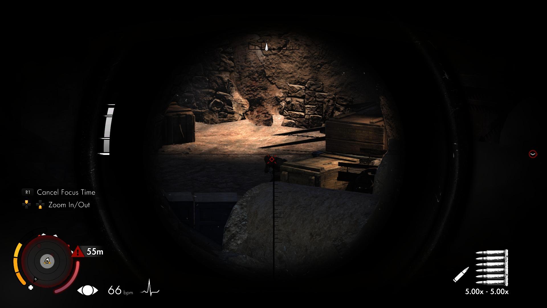 Sniper Elite 3 – odstřelování nacistů potřetí a stále lépe 98206