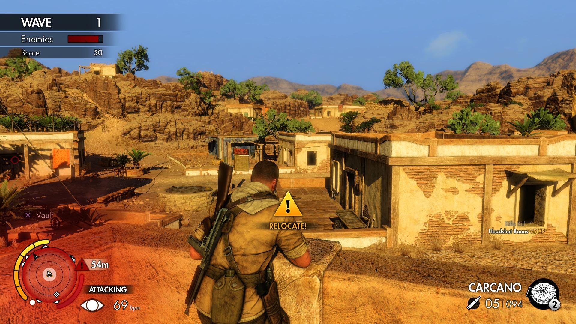 Sniper Elite 3 – odstřelování nacistů potřetí a stále lépe 98239