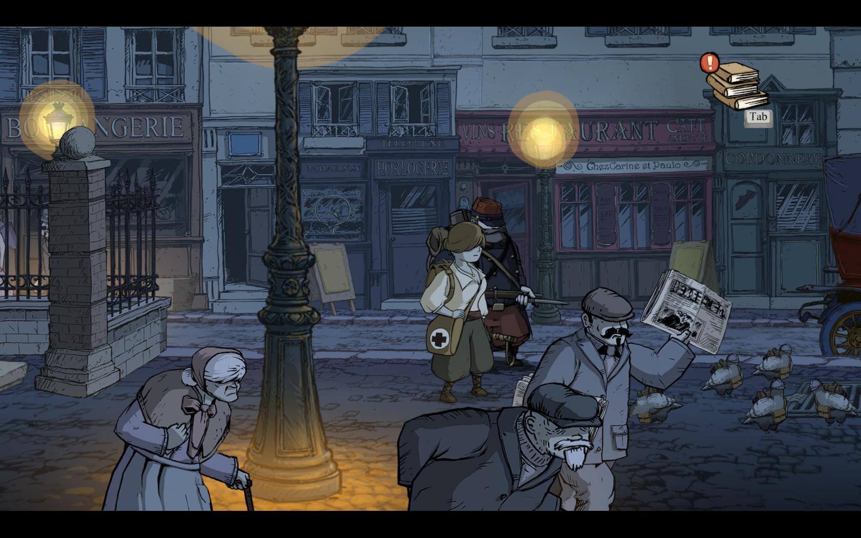 Valiant Hearts: The Great War - zákopová krása 98409