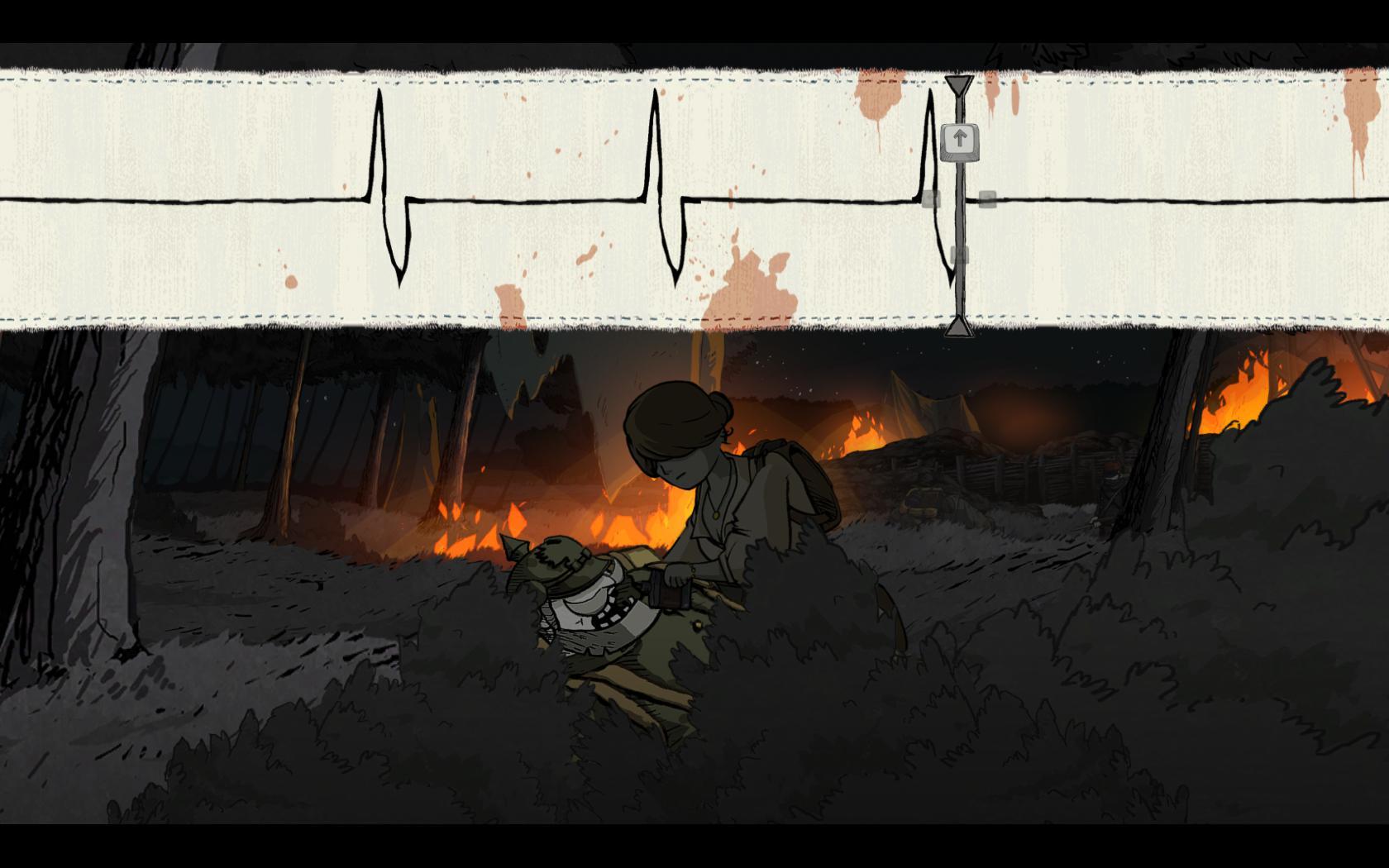 Valiant Hearts: The Great War - zákopová krása 98410