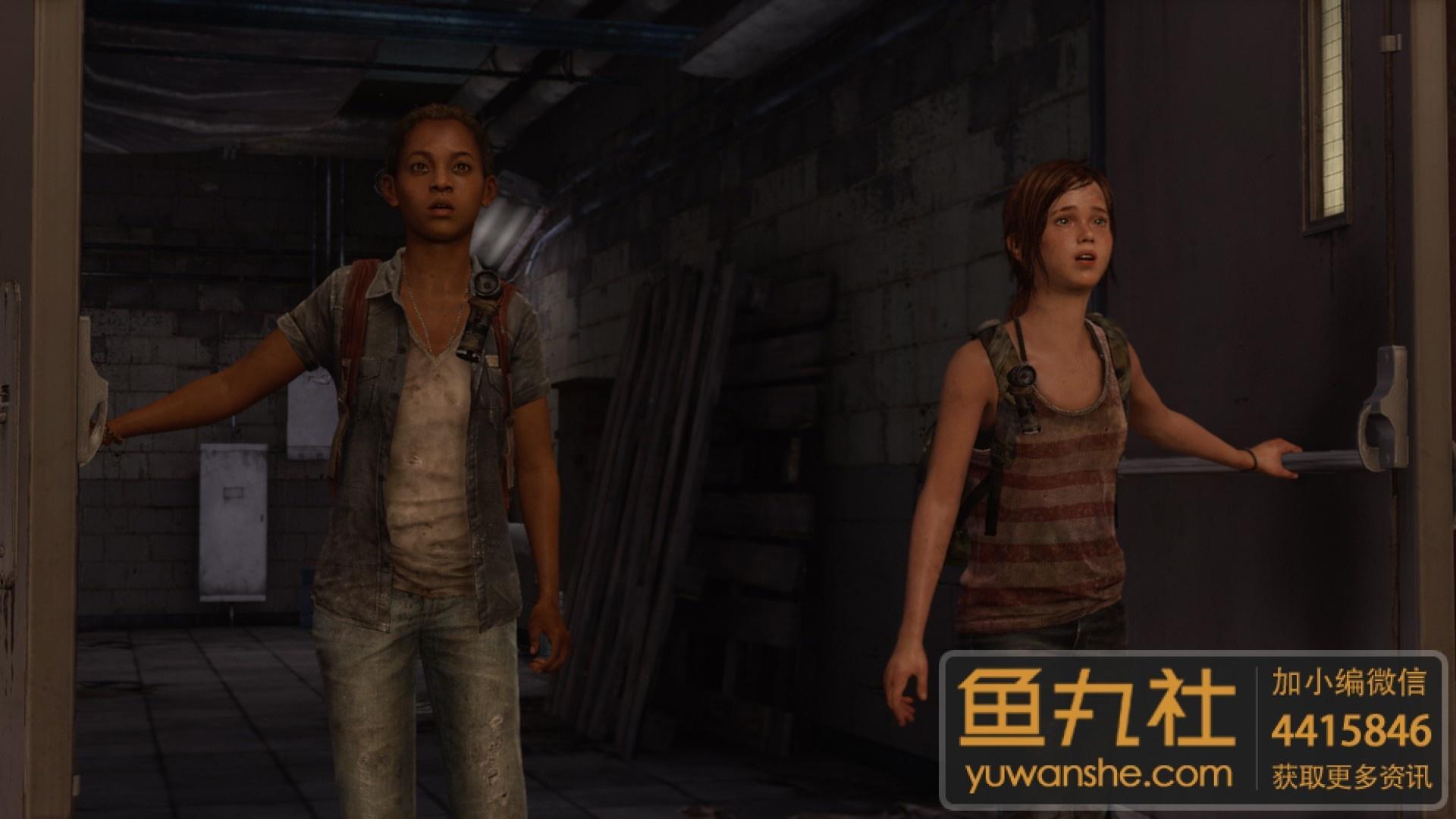 Mrkněte na první obrázky z Last of Us: Remastered 98489