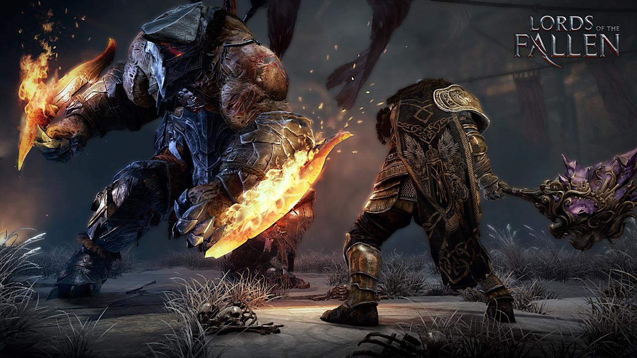 Lords of the Fallen – výlet ve stopách Dark Souls? 98491
