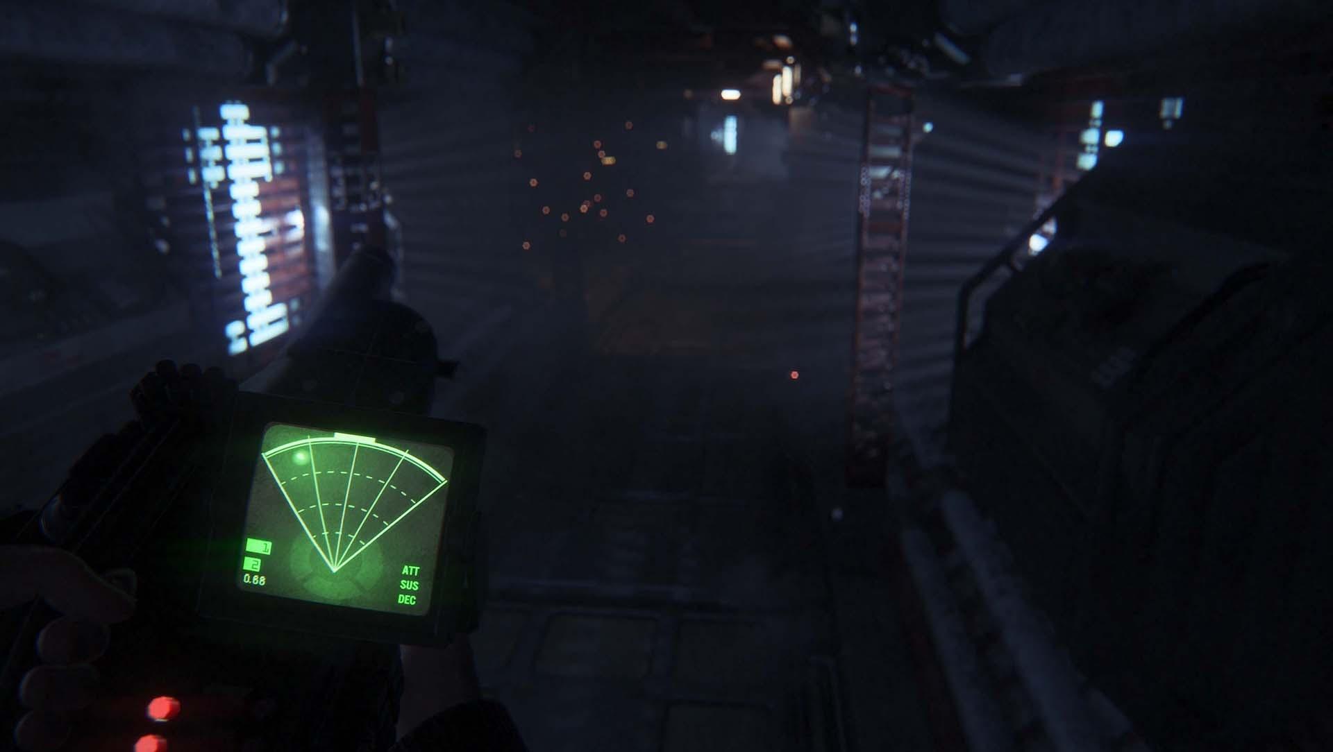 Alien: Isolation – poznejte živého Vetřelce 98518