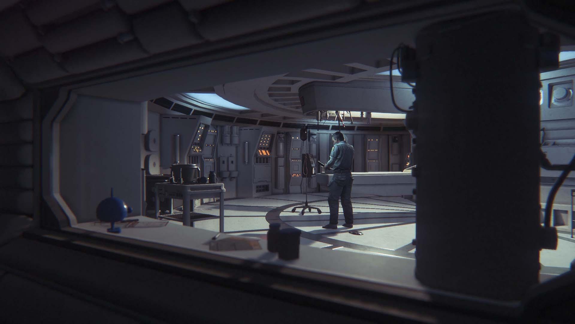 Alien: Isolation – poznejte živého Vetřelce 98519