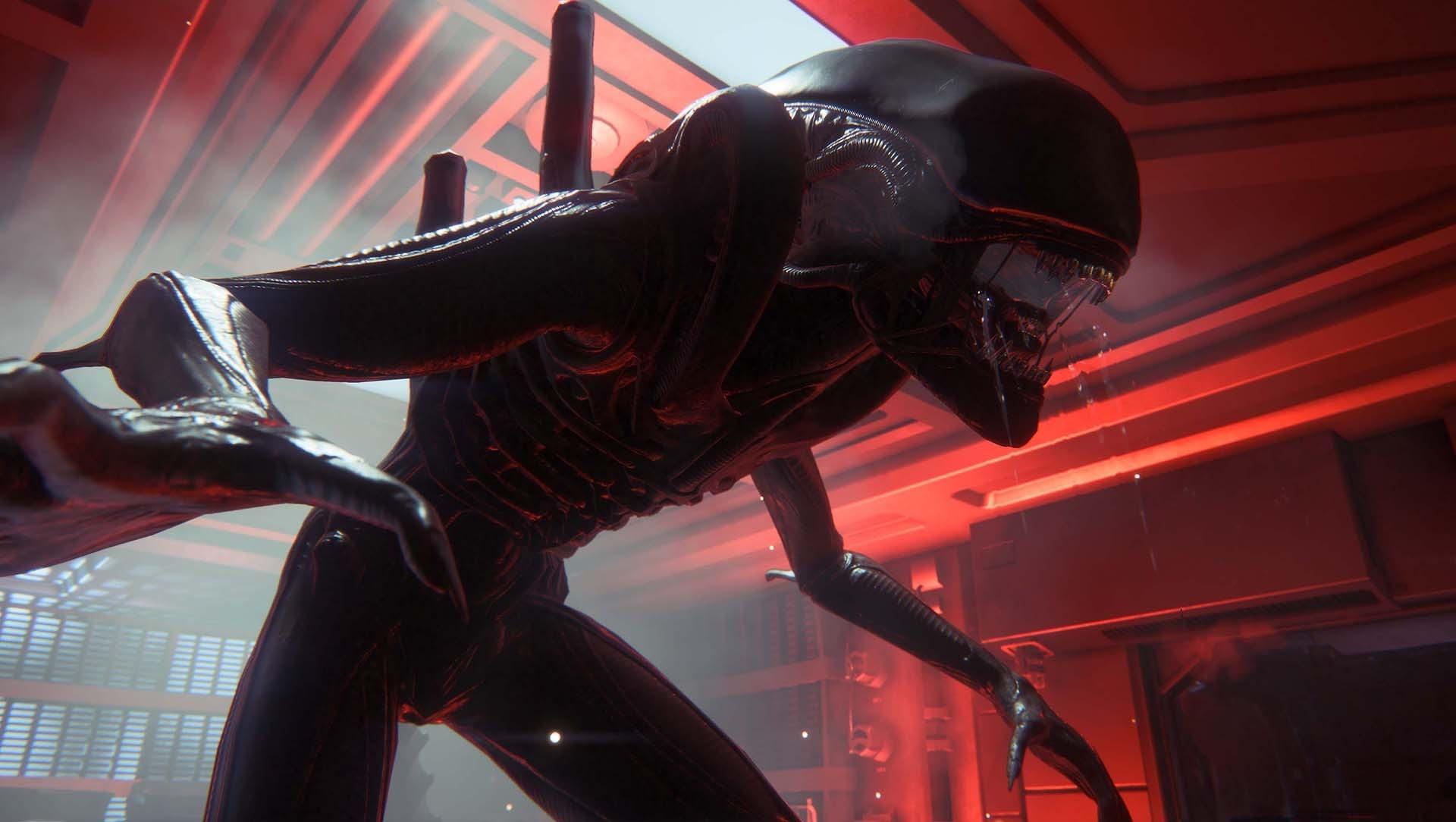 Alien: Isolation – poznejte živého Vetřelce 98520