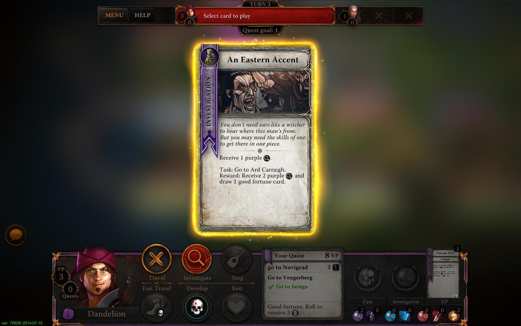 The Witcher: Adventure Game - dojmy z betatestu 98851