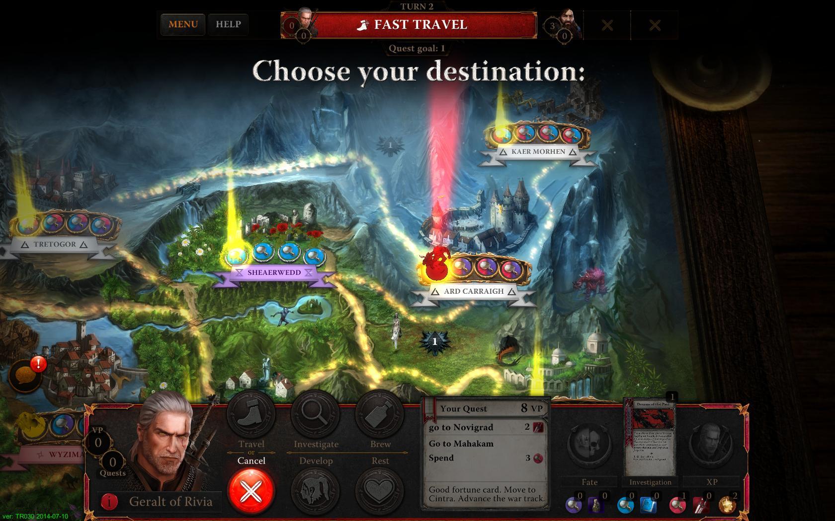 The Witcher: Adventure Game - dojmy z betatestu 98854