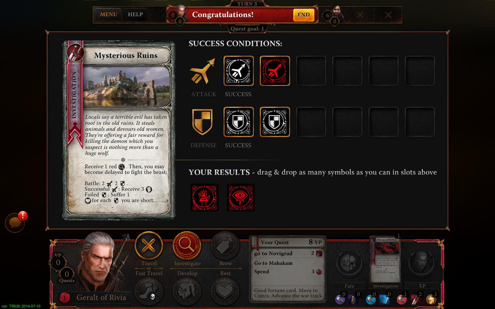 The Witcher: Adventure Game - dojmy z betatestu 98855