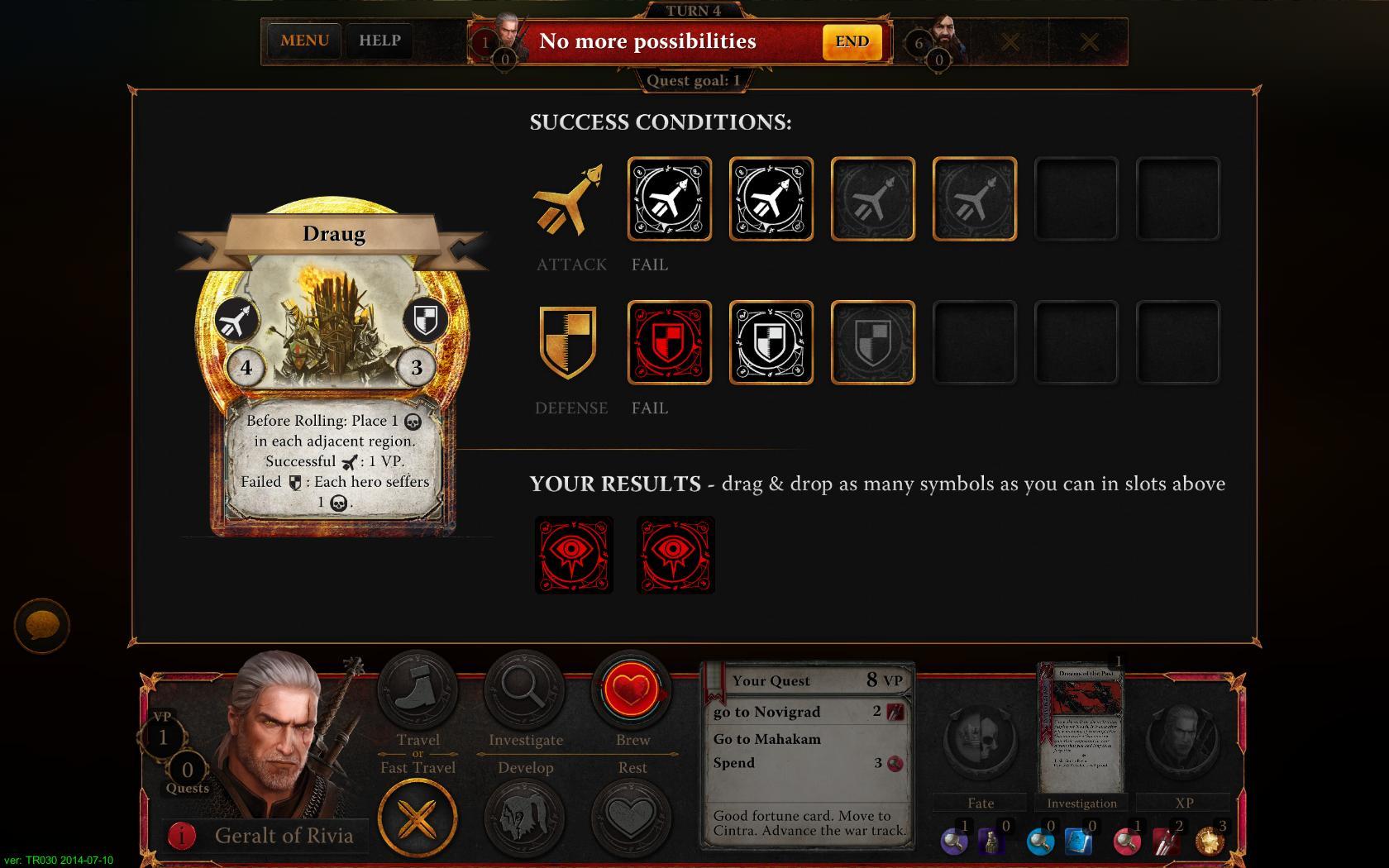 The Witcher: Adventure Game - dojmy z betatestu 98856
