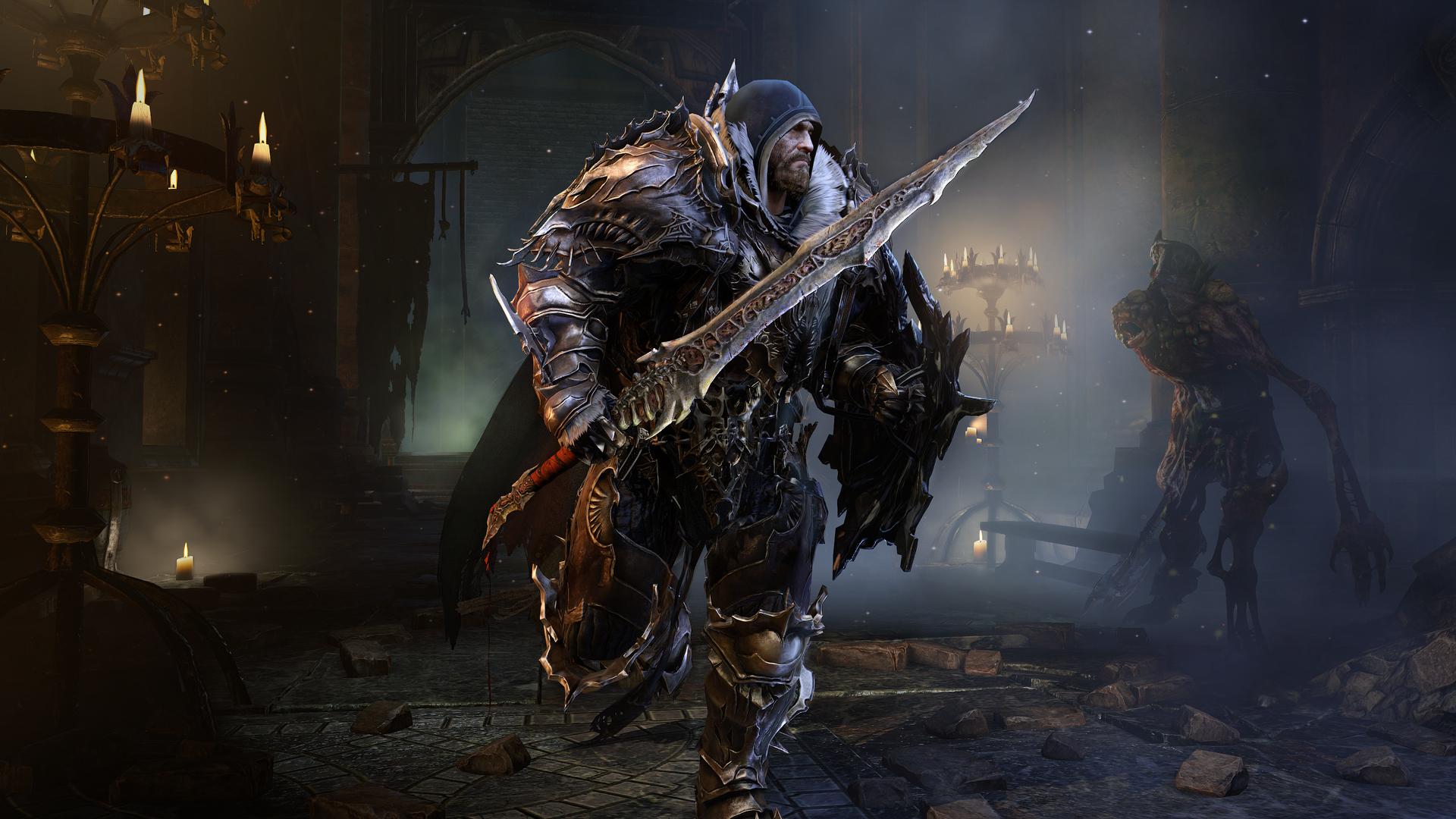 Lords of the Fallen – výlet ve stopách Dark Souls? 98907