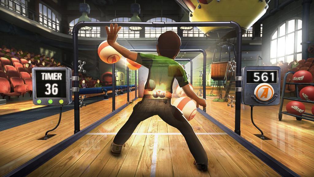 Dojmy z GamesComu - Kinect 9933