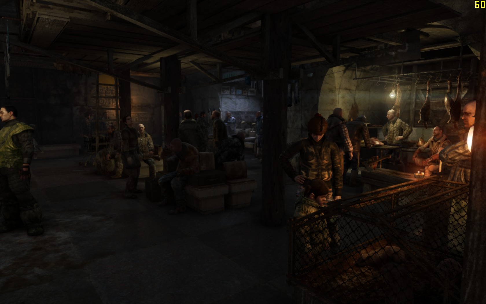 Fotoseriál z hraní Metro Redux 99558