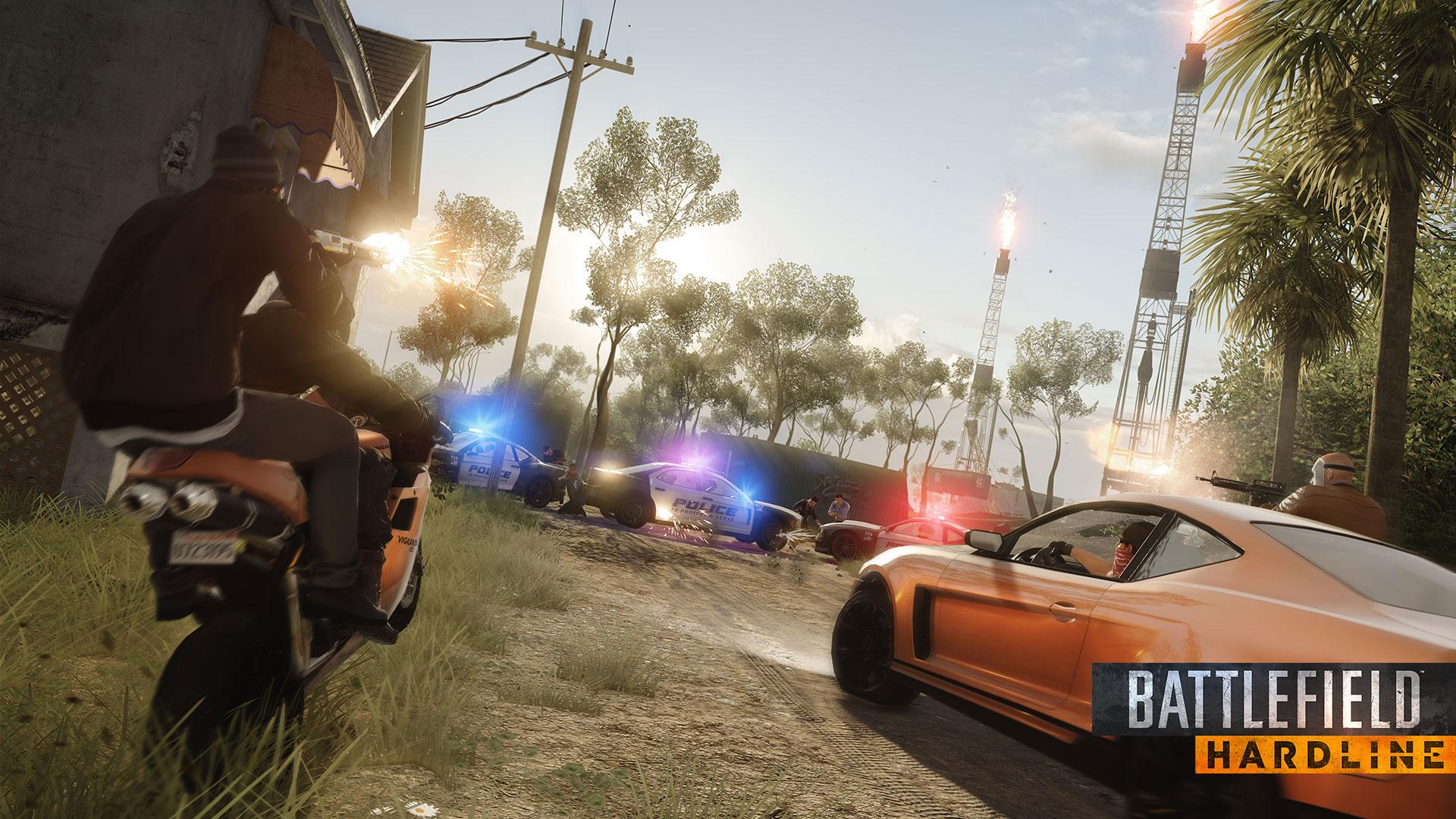 Veřejná beta Battlefield Hardline oficiálně příští týden 99584