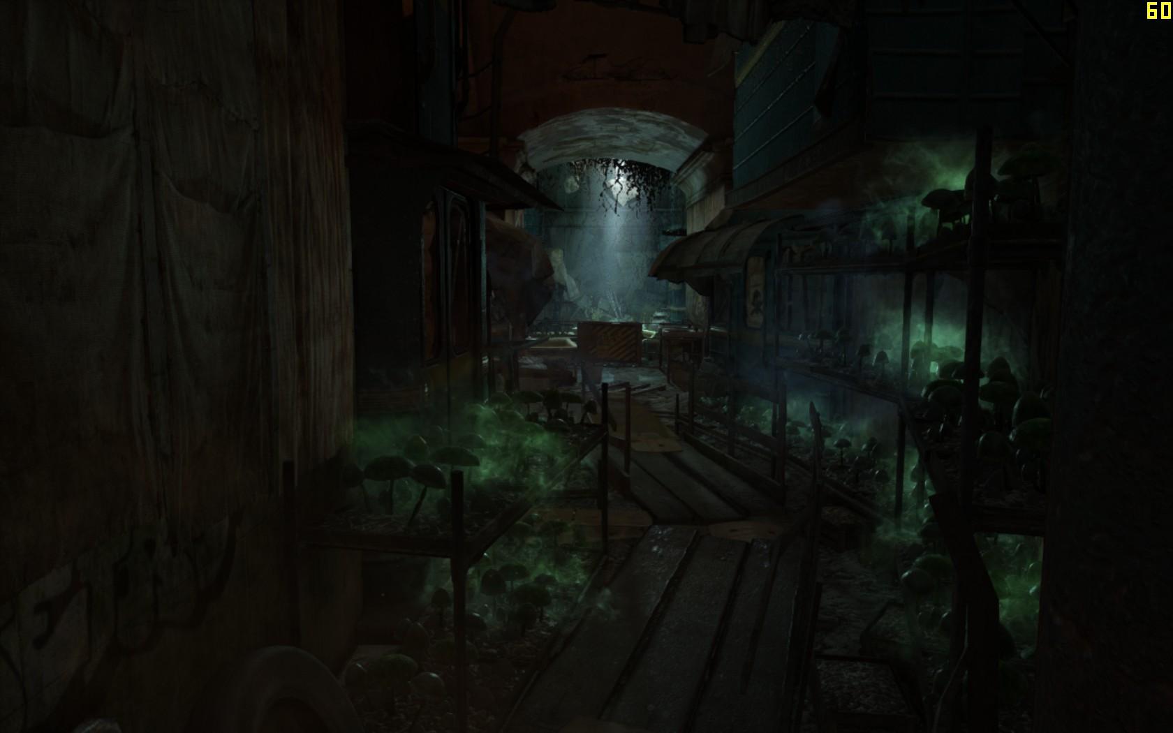 Fotoseriál z hraní Metro Redux 99648