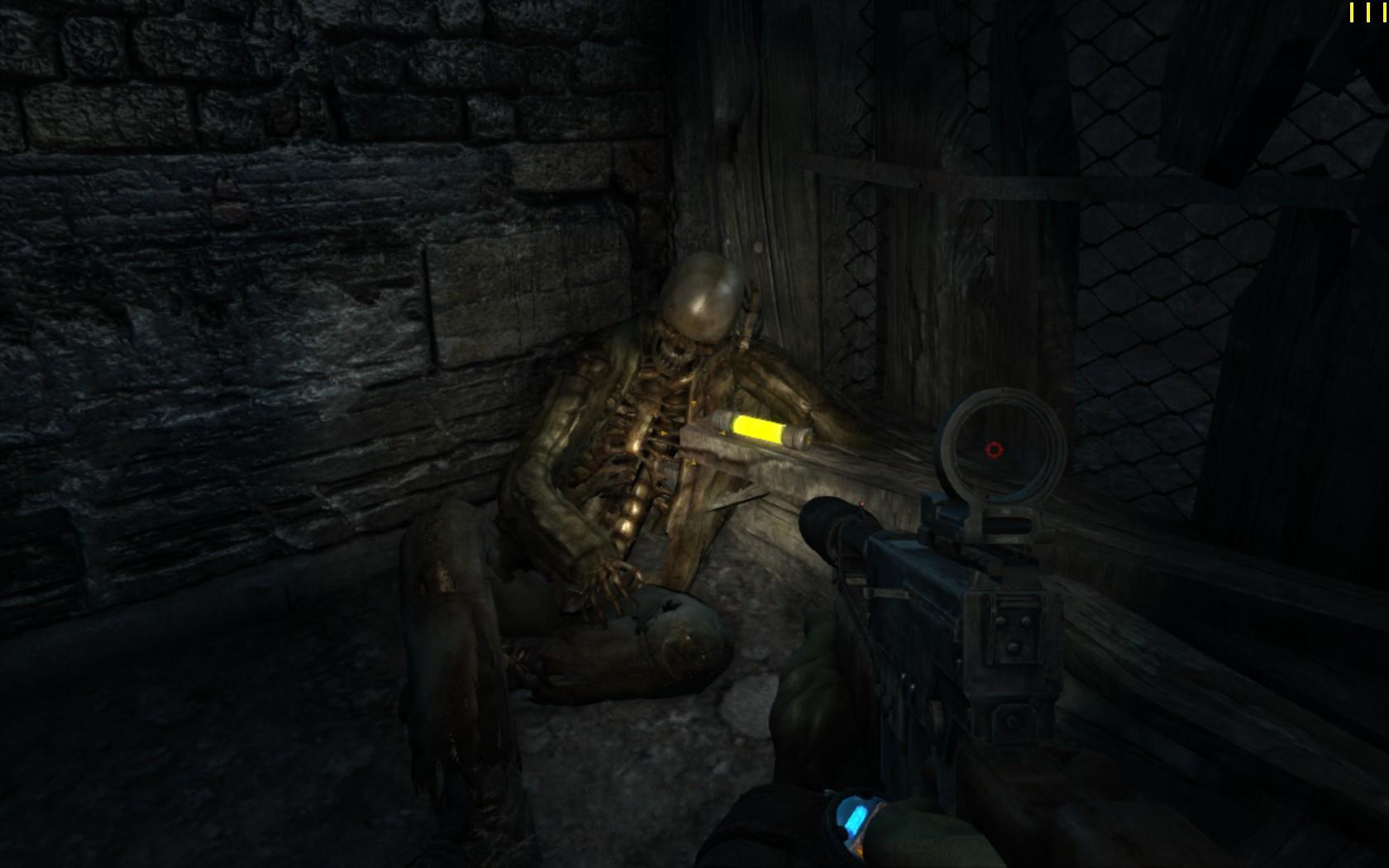 Fotoseriál z hraní Metro Redux 99650