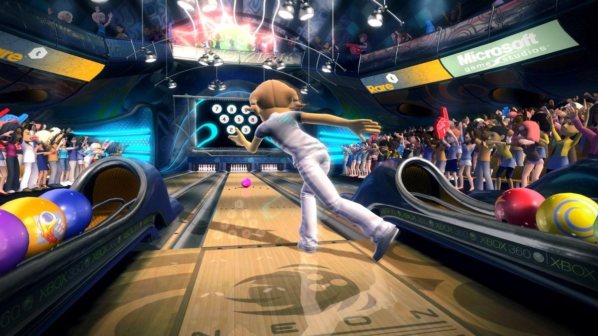 Dojmy z GamesComu - Kinect 9969