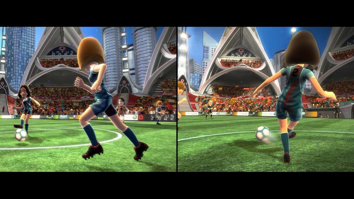 Dojmy z GamesComu - Kinect 9973