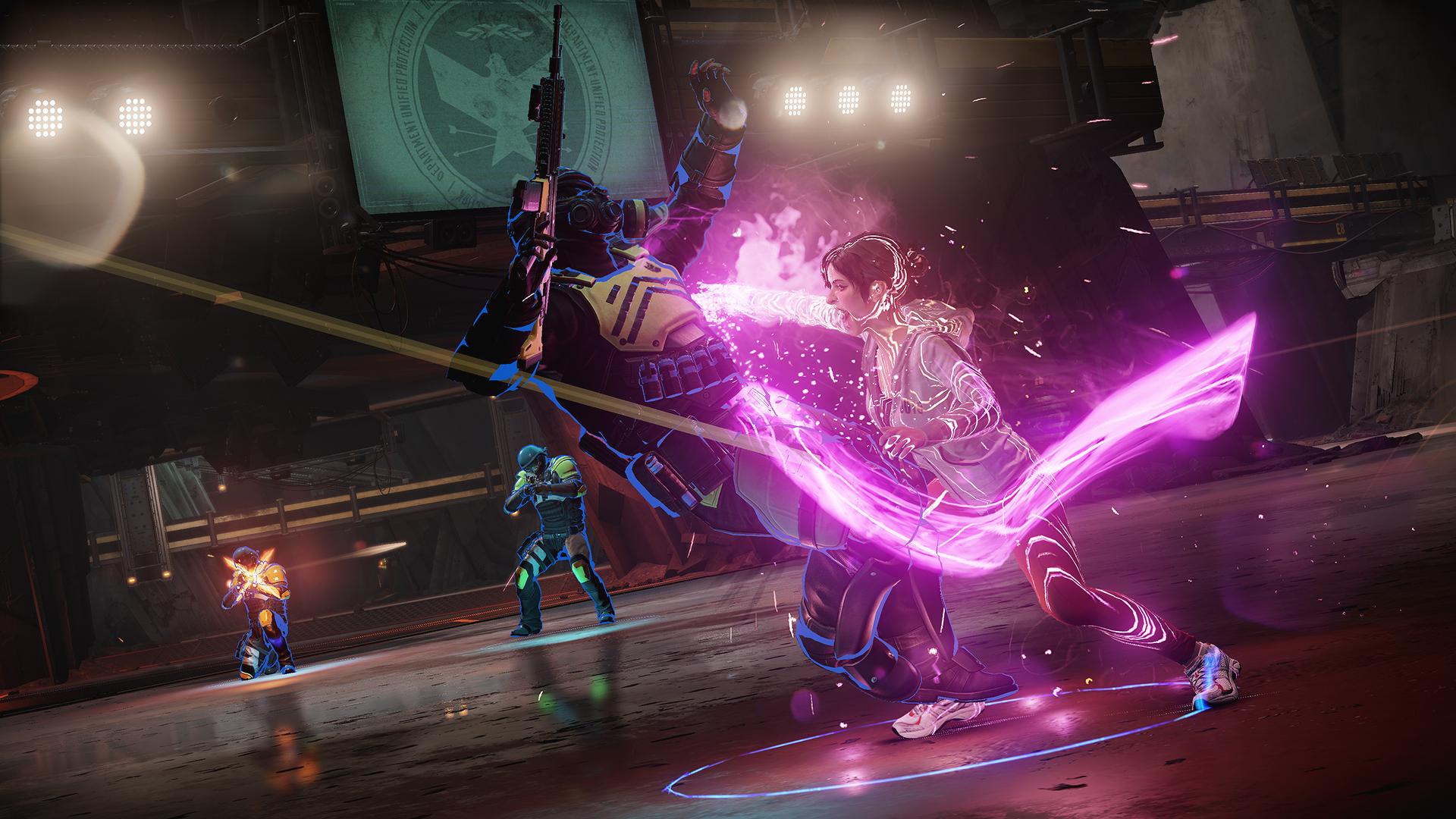 inFamous: First Light – neonová superhrdinka 99816