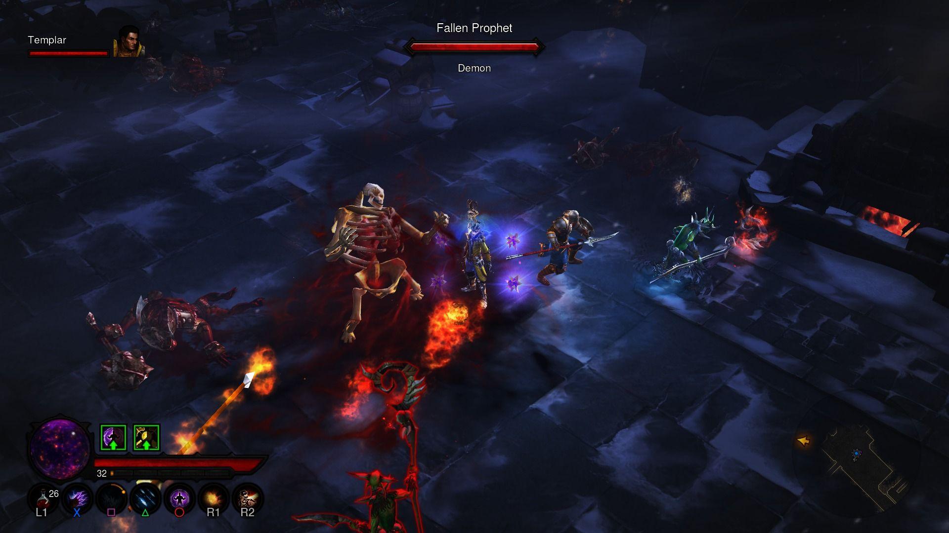 Diablo 3: Ultimate Evil Edition – ďábel dorazil na nové konzole 99989