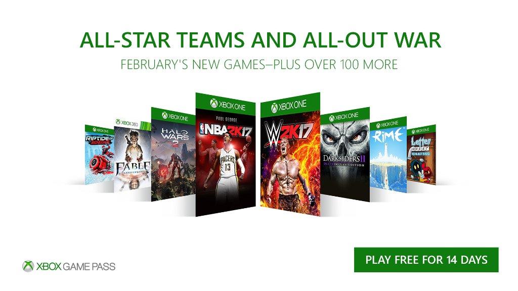 Jaké hry přidá Microsoft v únoru do Xbox Game Passu? 01 6