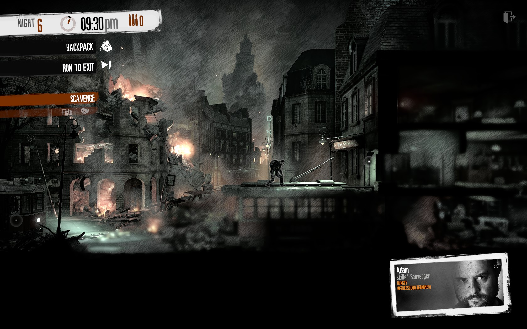 This War of Mine: Stories – Father's Promise 153205