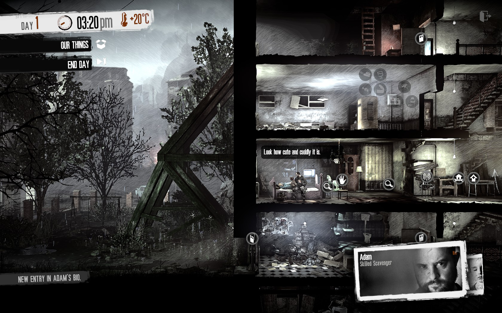 This War of Mine: Stories – Father's Promise 153207