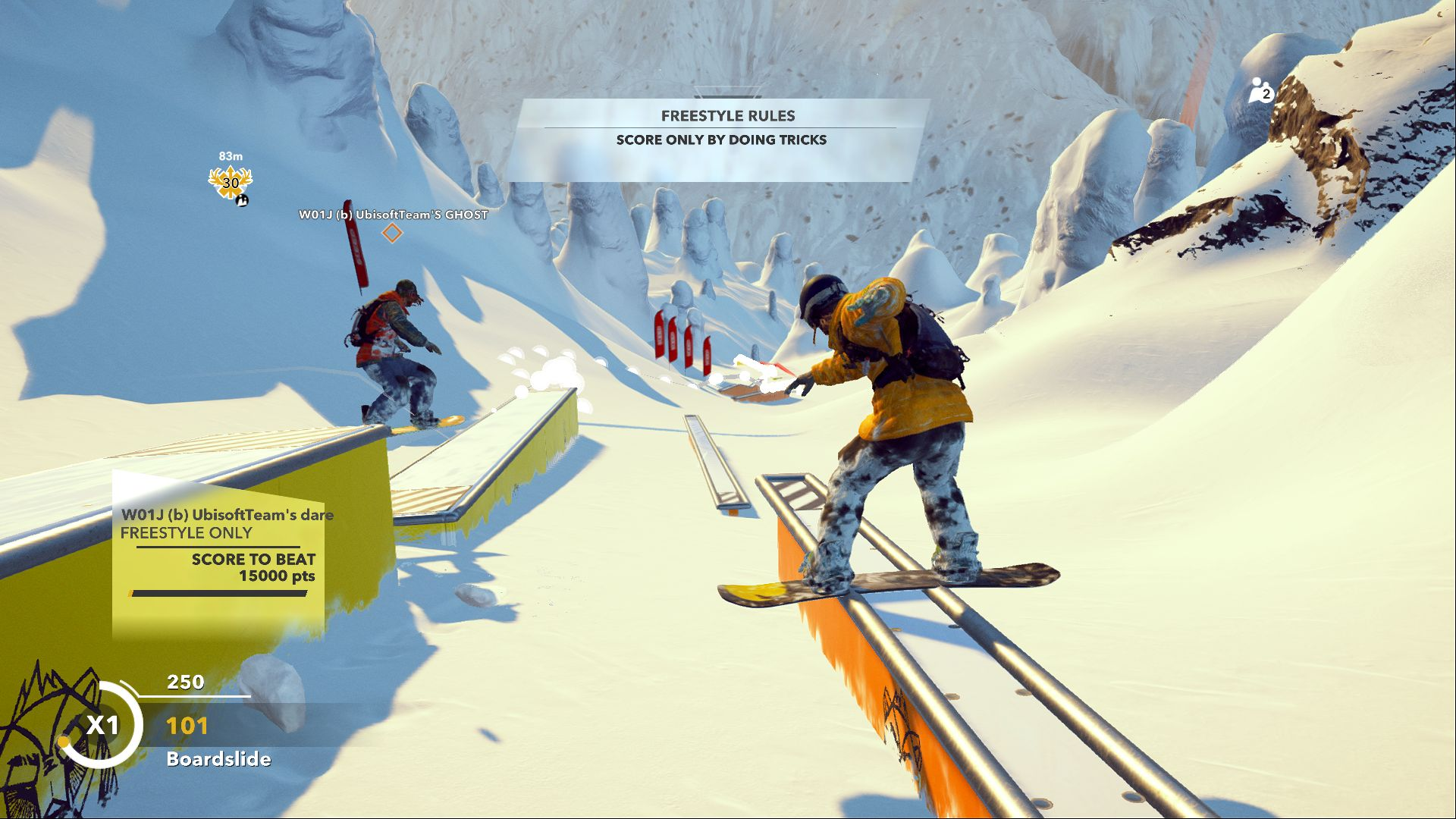 Steep: Road to the Olympics DLC - recenze 154245