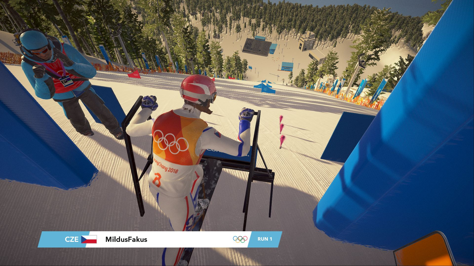 Steep: Road to the Olympics DLC - recenze 154252