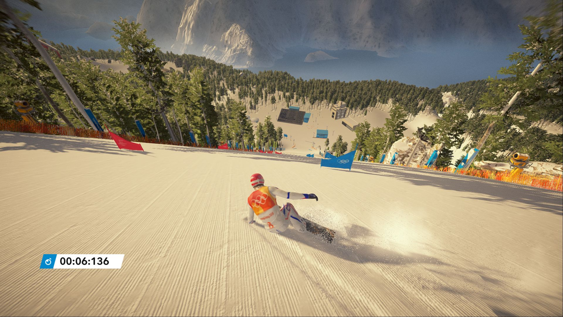 Steep: Road to the Olympics DLC - recenze 154253