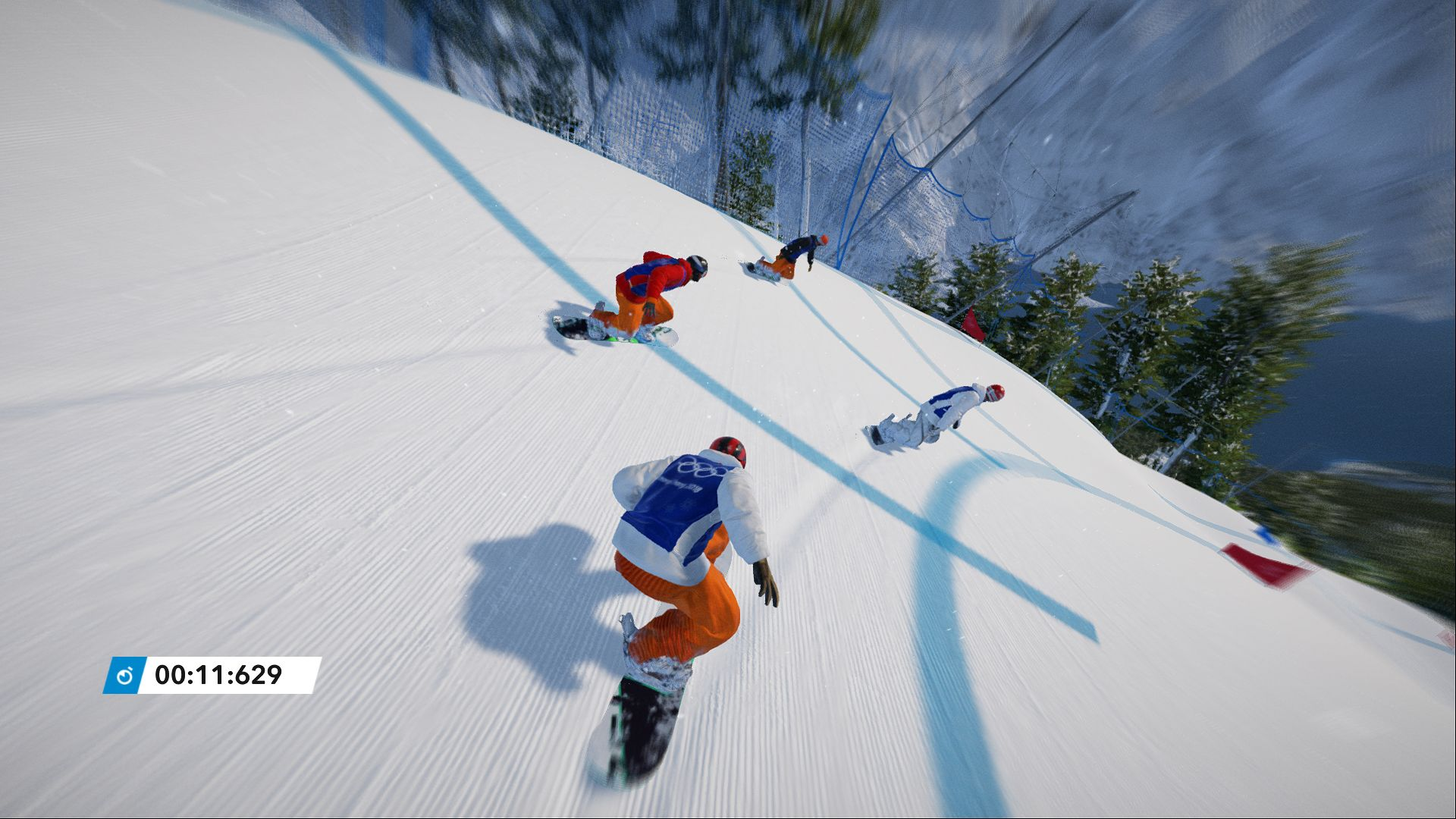 Steep: Road to the Olympics DLC - recenze 154254