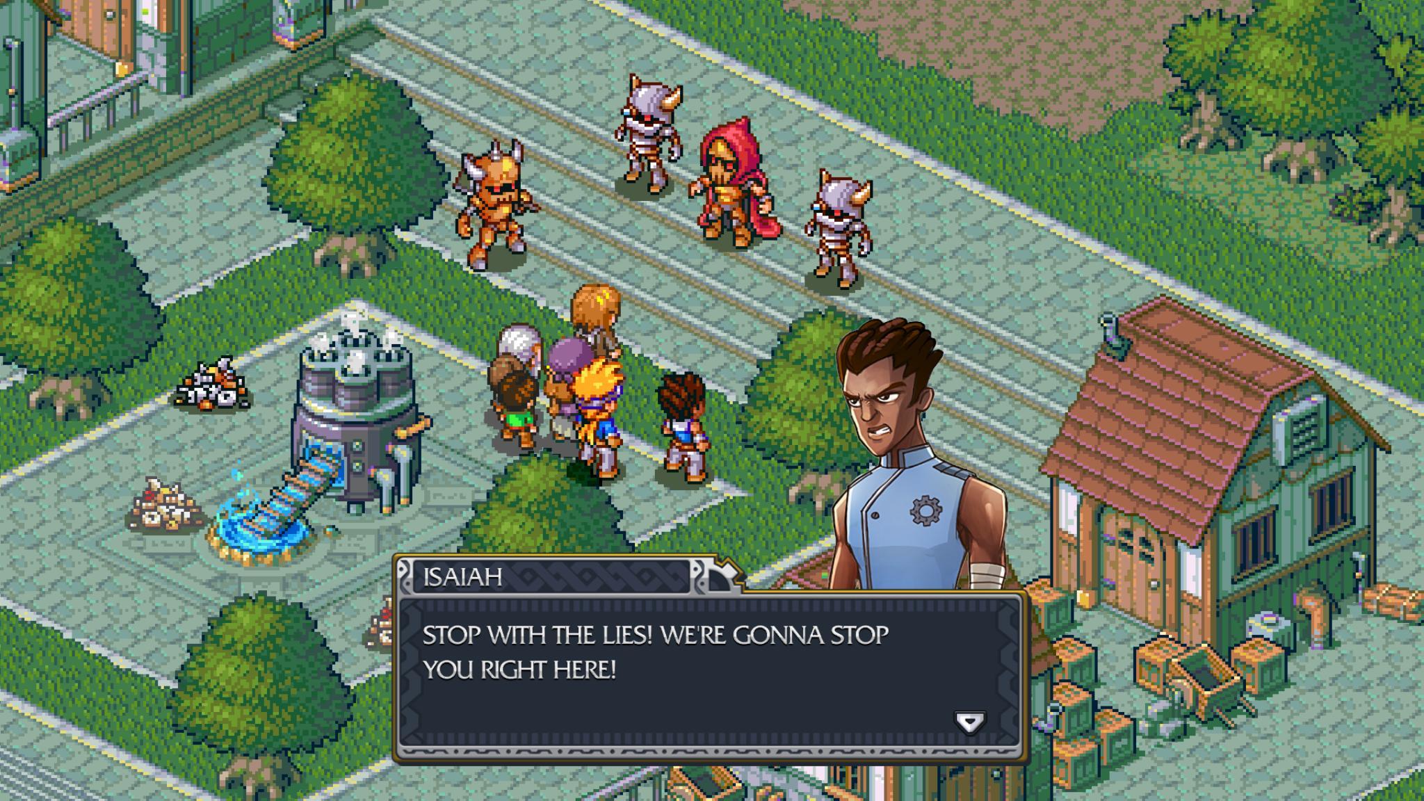 Lock's Quest - recenze 154361