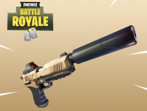 Fortnite dostává tlumiče zbraní a chystá stealth mód 154405