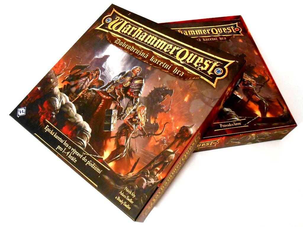 Deskovkový speciál: Warhammer Quest 154408
