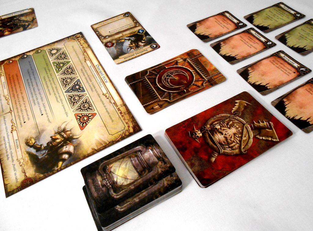 Deskovkový speciál: Warhammer Quest 154409