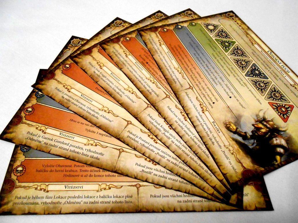 Deskovkový speciál: Warhammer Quest 154415