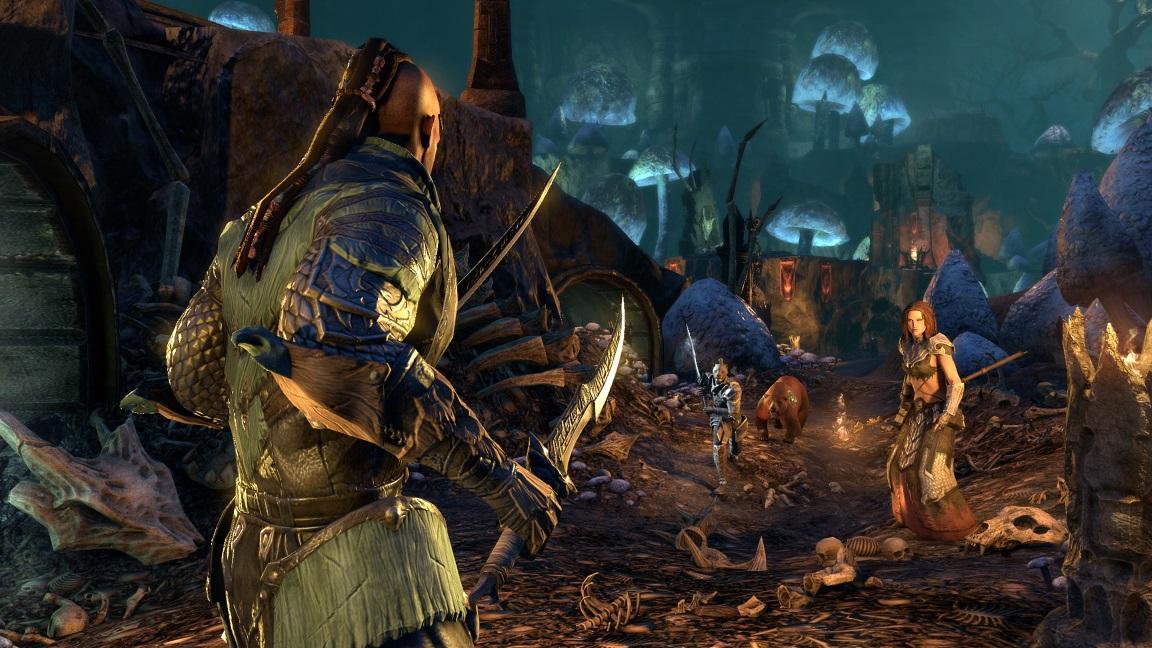 Elder Scrolls Online rozšíří Dragon Bones s dvojicí dungeonů 154468