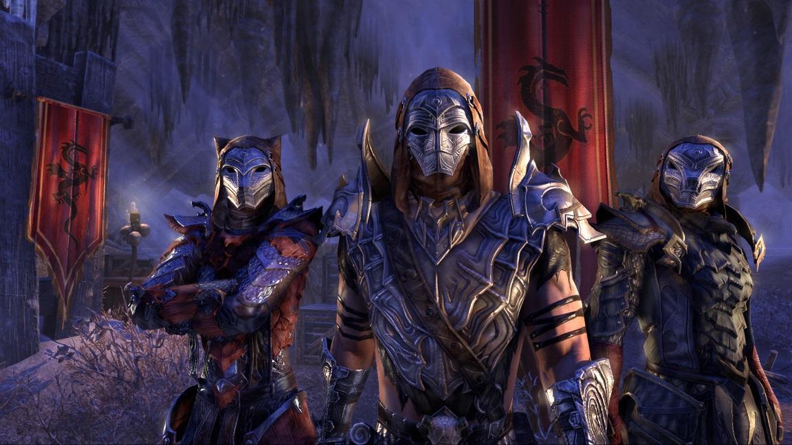 Elder Scrolls Online rozšíří Dragon Bones s dvojicí dungeonů 154471