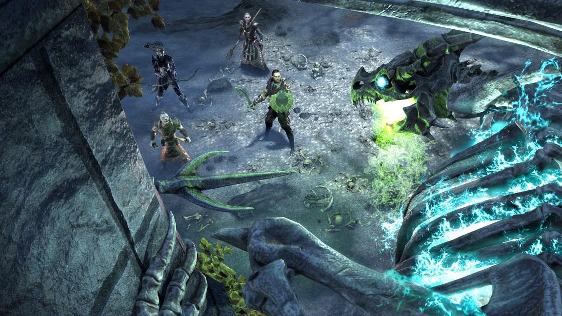 Elder Scrolls Online rozšíří Dragon Bones s dvojicí dungeonů 154472