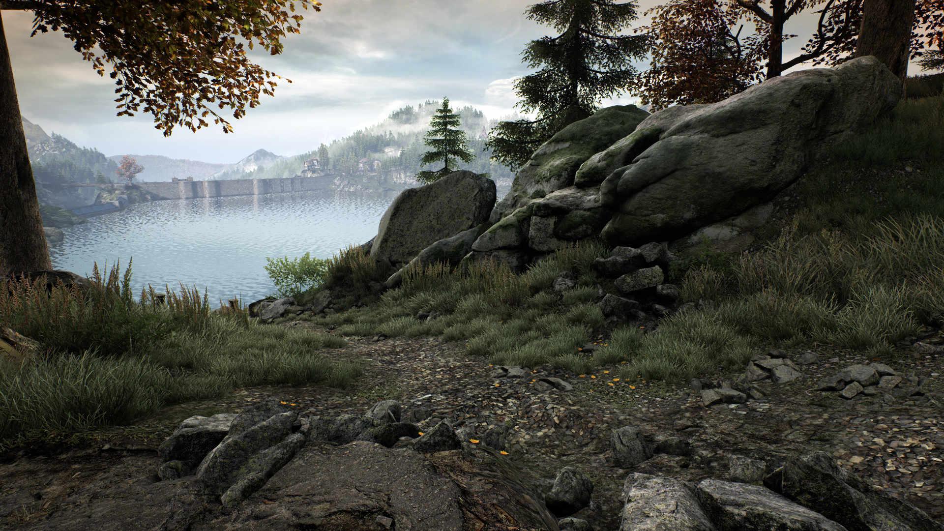 Úžasnou vizuální stránku The Vanishing of Ethan Carter si užijí i majitelé Xboxu One 154510
