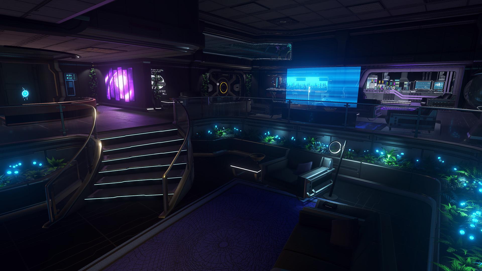 Ve sci-fi adventuře The Station budeme vyšetřovat tajemné zmizení posádky 154627