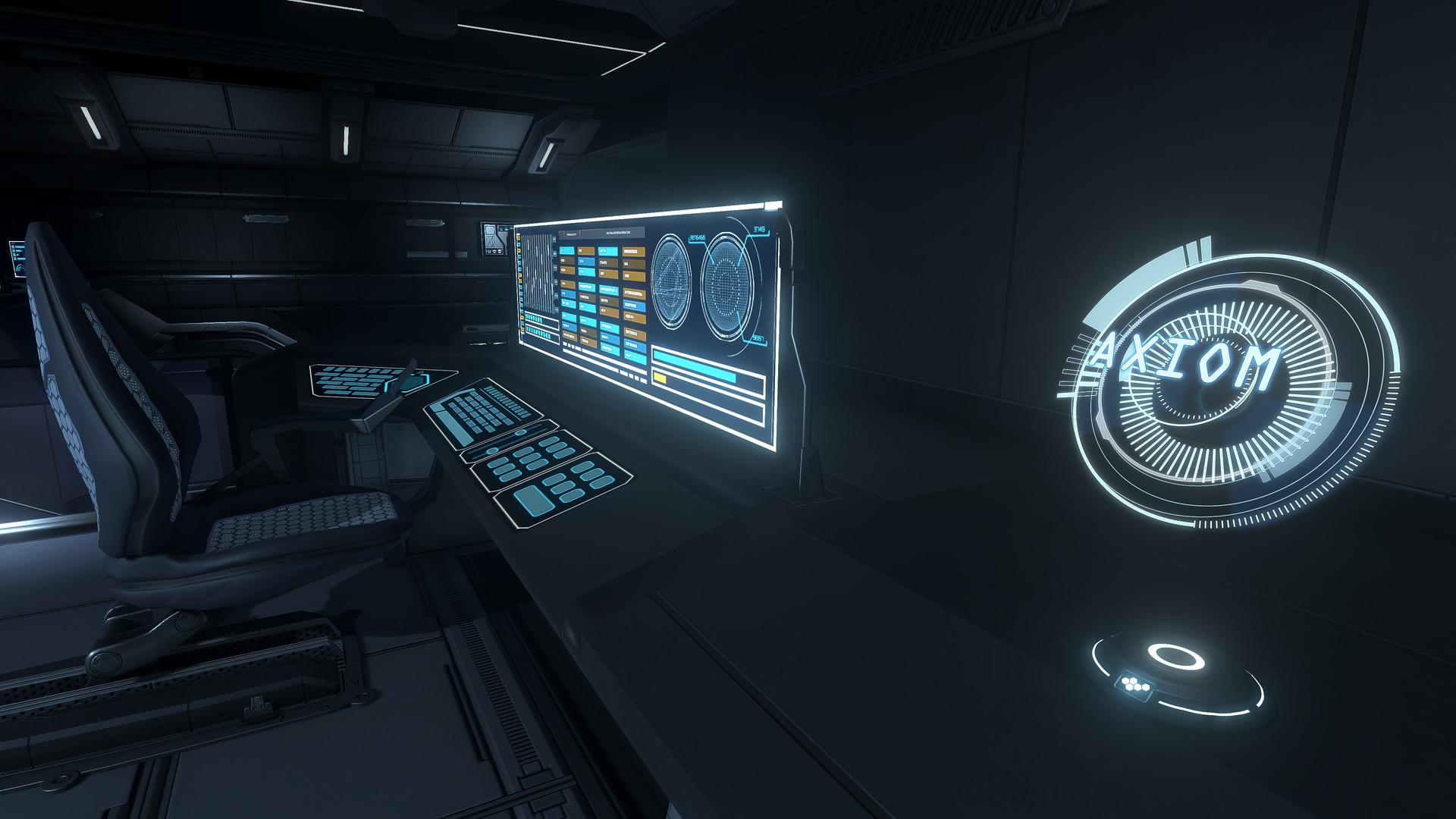 Ve sci-fi adventuře The Station budeme vyšetřovat tajemné zmizení posádky 154628
