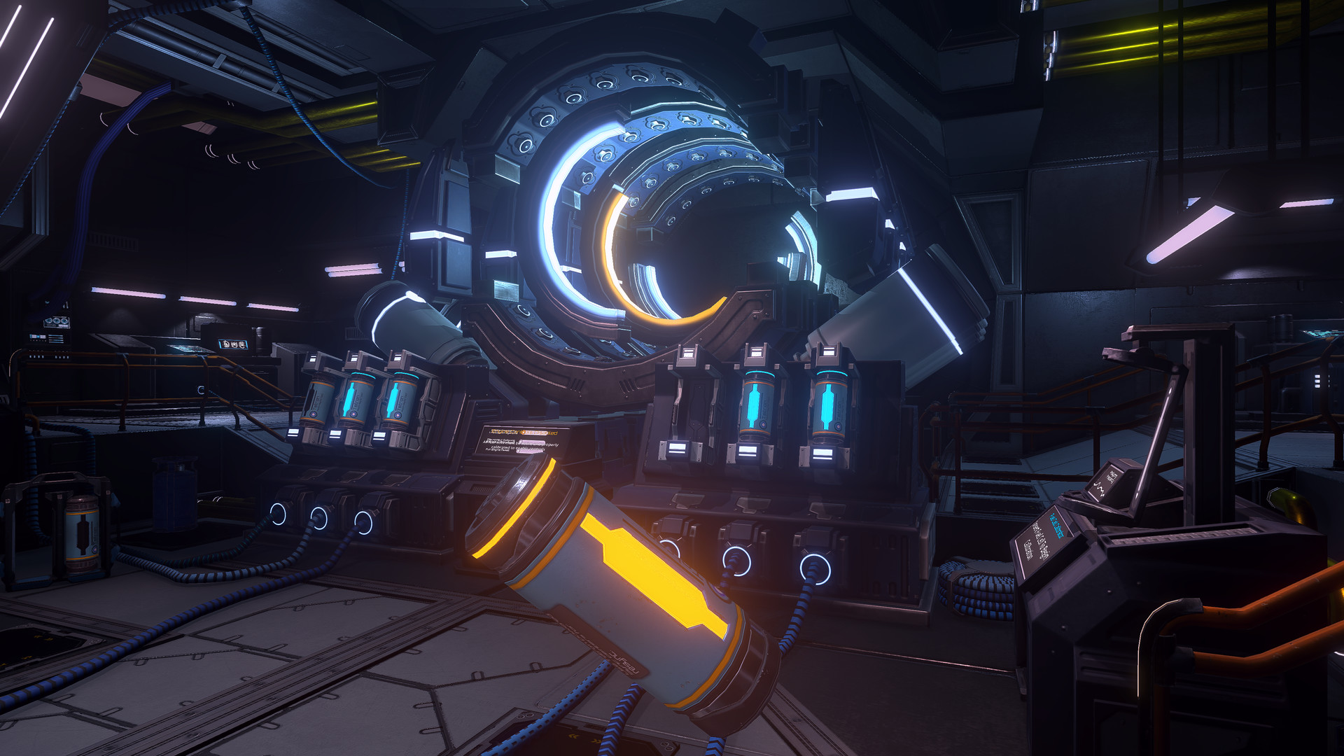 Ve sci-fi adventuře The Station budeme vyšetřovat tajemné zmizení posádky 154630
