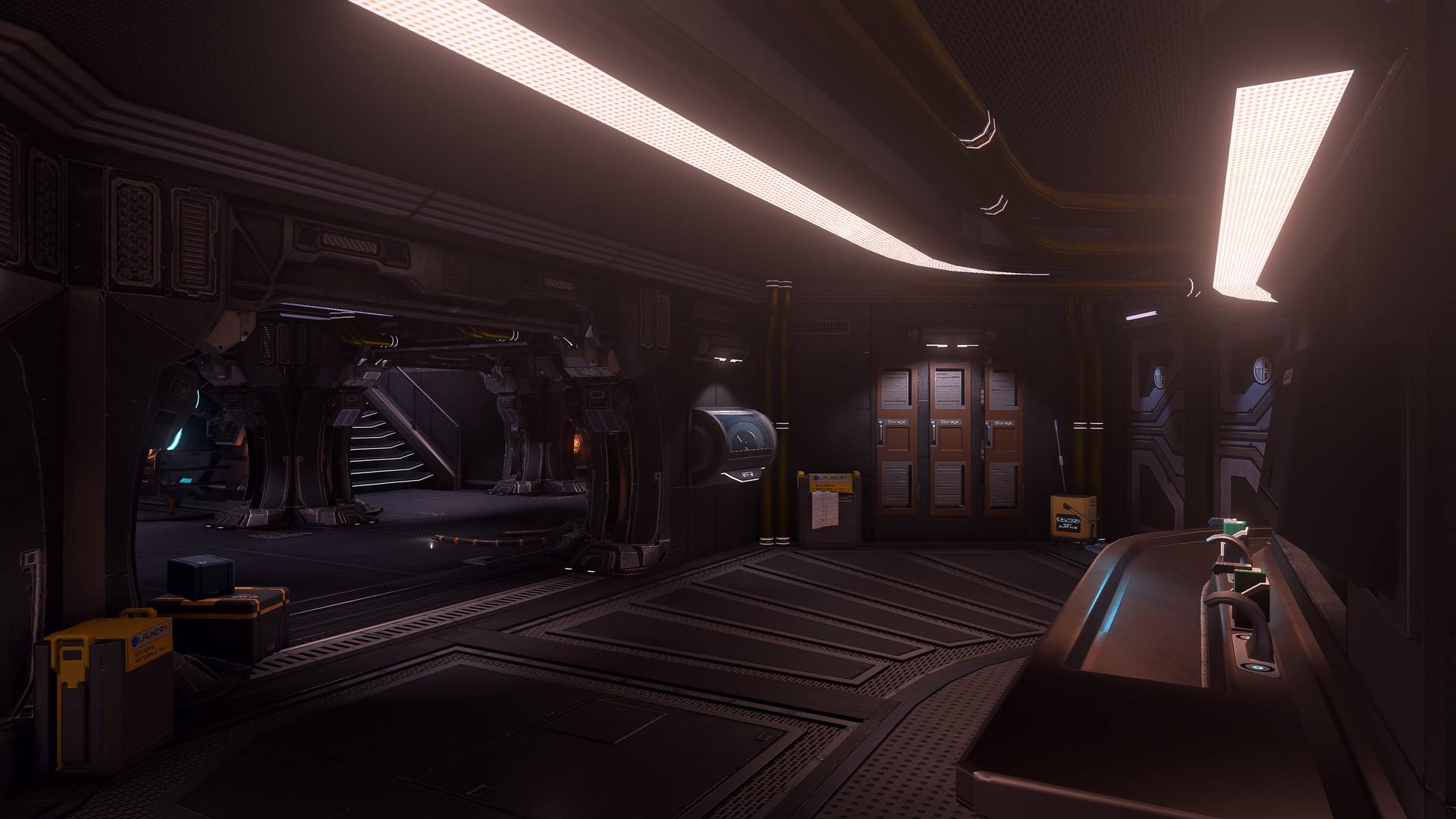 Ve sci-fi adventuře The Station budeme vyšetřovat tajemné zmizení posádky 154631