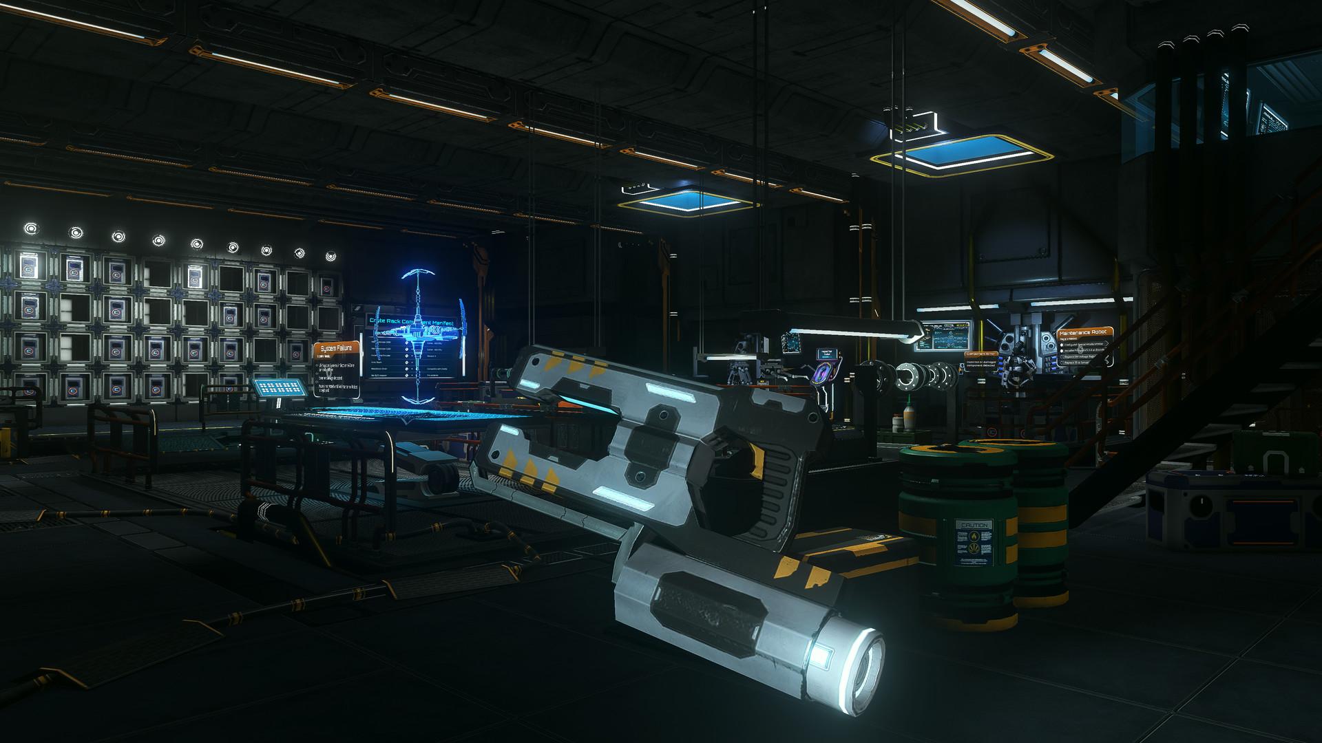 Ve sci-fi adventuře The Station budeme vyšetřovat tajemné zmizení posádky 154633