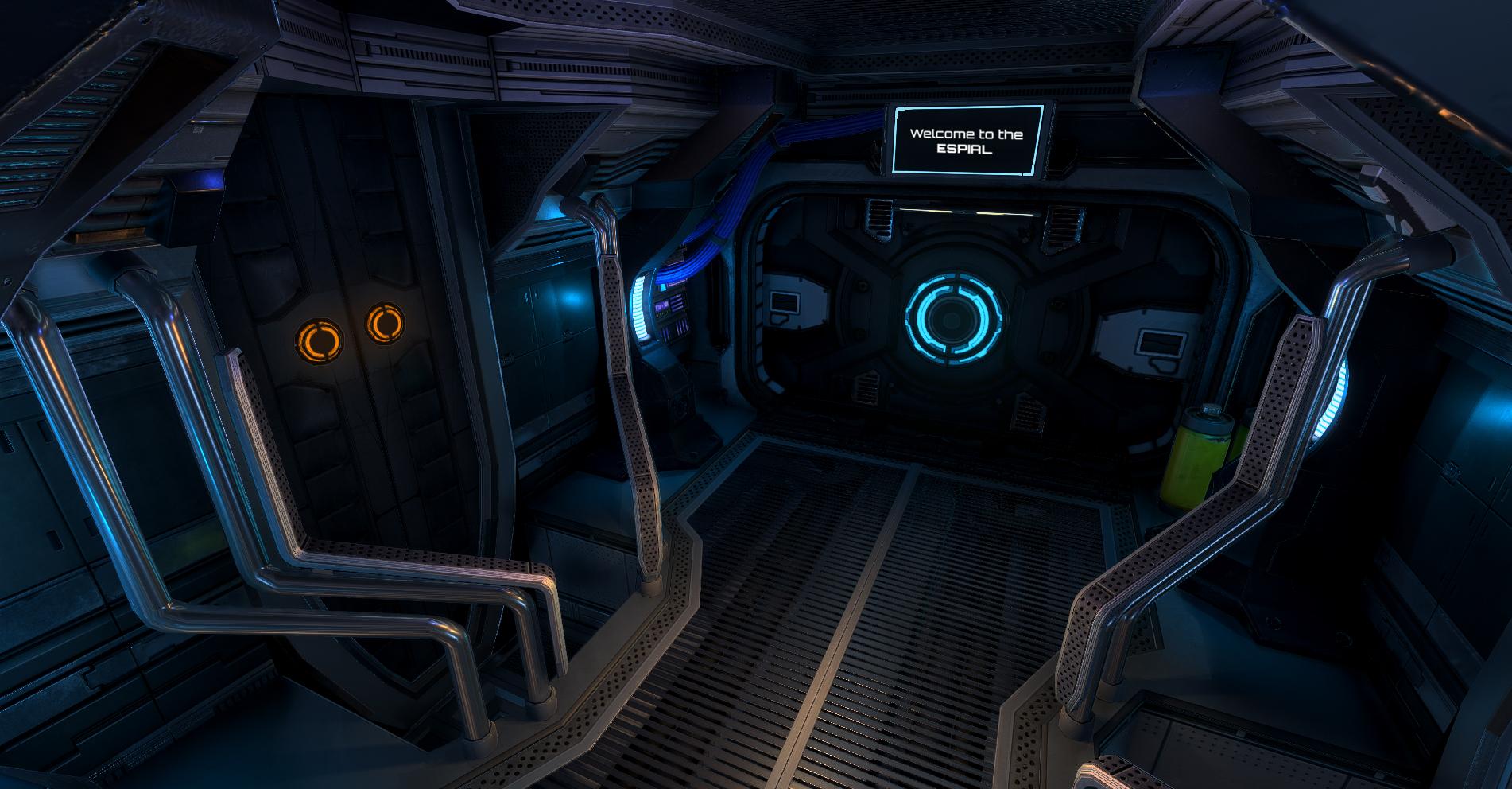 Ve sci-fi adventuře The Station budeme vyšetřovat tajemné zmizení posádky 154634