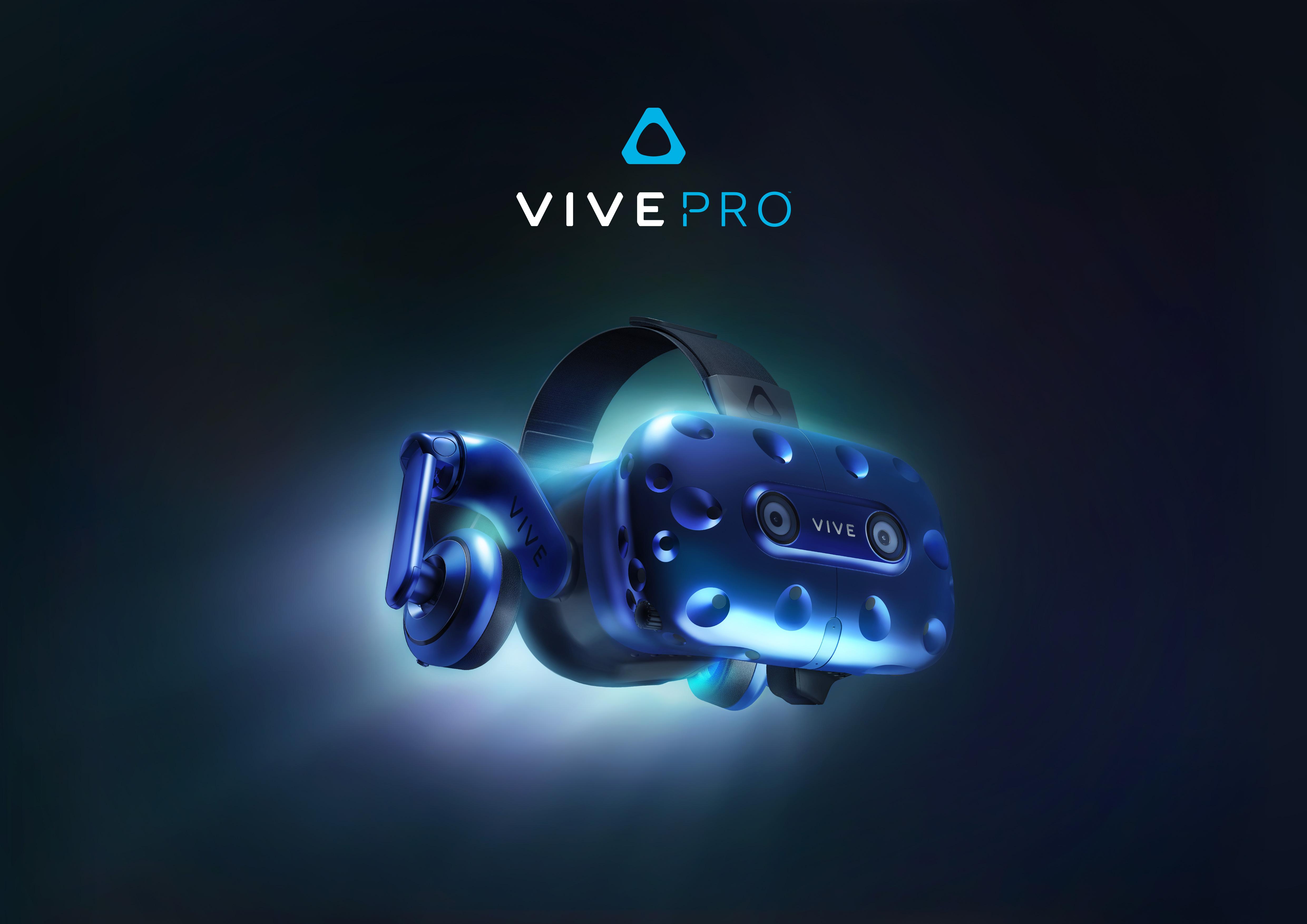 HTC Vive Pro má posunout virtuální realitu na novou úroveň 154637